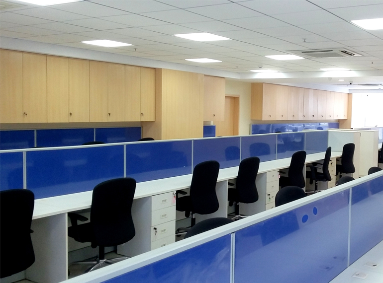 coworking office space for startups in Gurgaon cybercity sohna road