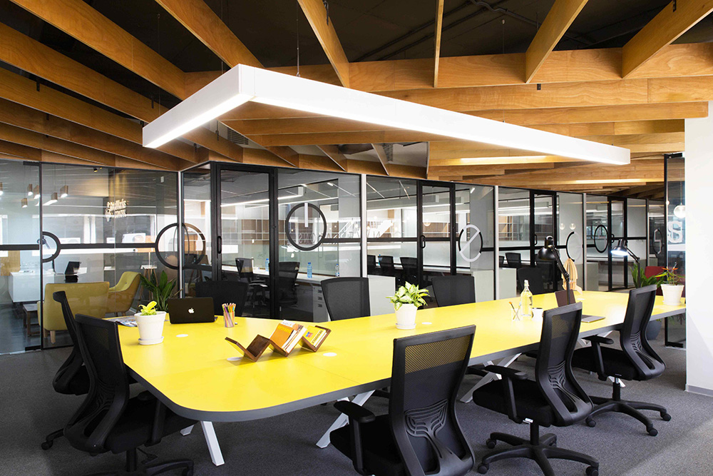 flexible coworking space centre in Gurgaon